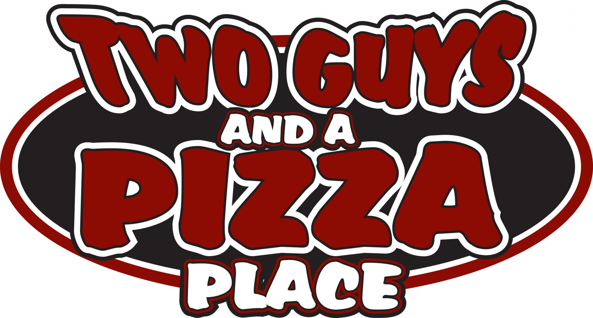 Two Guys Pizza Logo 2013_plain