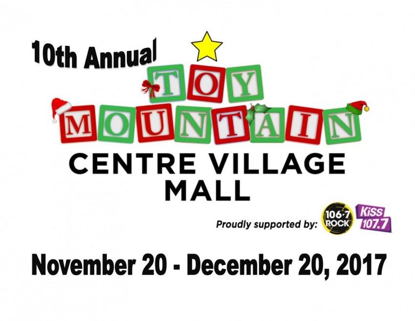 Centre Village Mall Toy Mountain