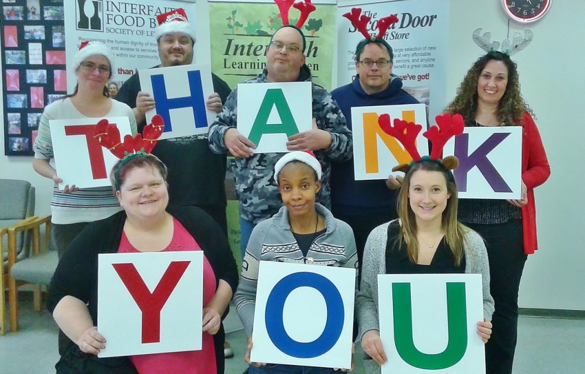 Merry Christmas from Interfaith Food Bank