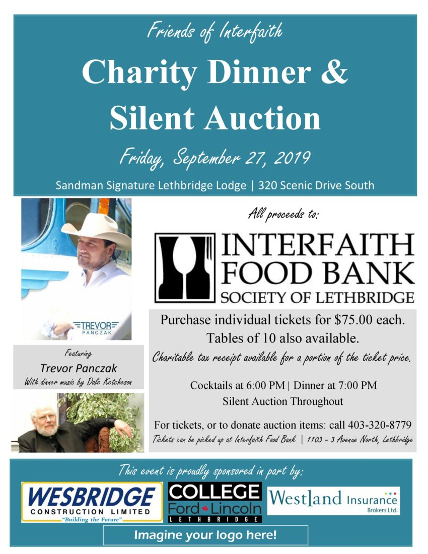 Charity Dinner & Silent Auction