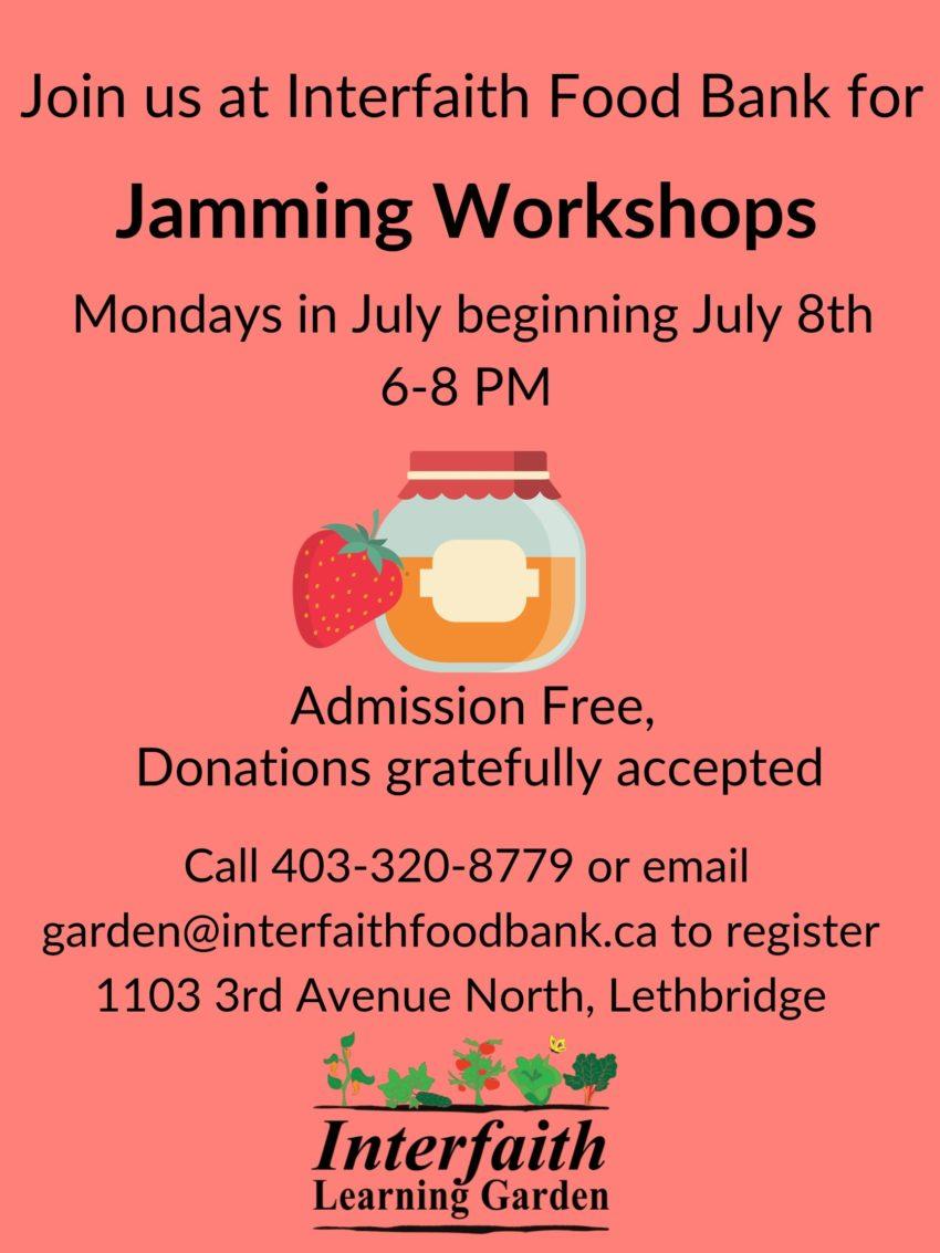 Jamming Workshop